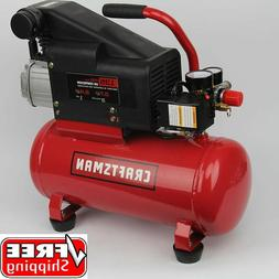 Craftsman 3 Gallon Air Compressor 135 PSI with Hose Accessor