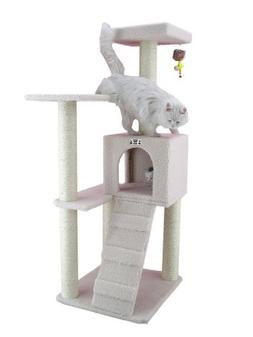 8 Level 53 in. Armarkat Cat Tree Model - B5301
