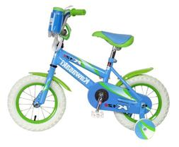 Kawasaki Monocoque Kid's Bike, 12 inch Wheels, 8 inch Frame,