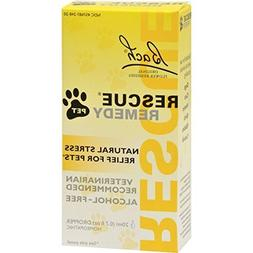 Bach Flower Essences Rescue Remedy, Pet, Alcohol Free
