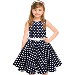 girls 50s vintage swing rockabilly retro sleeveless