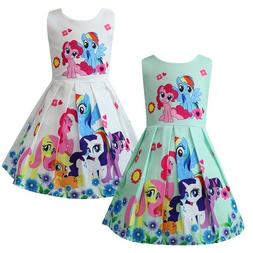 girls skater dress kids my little pony
