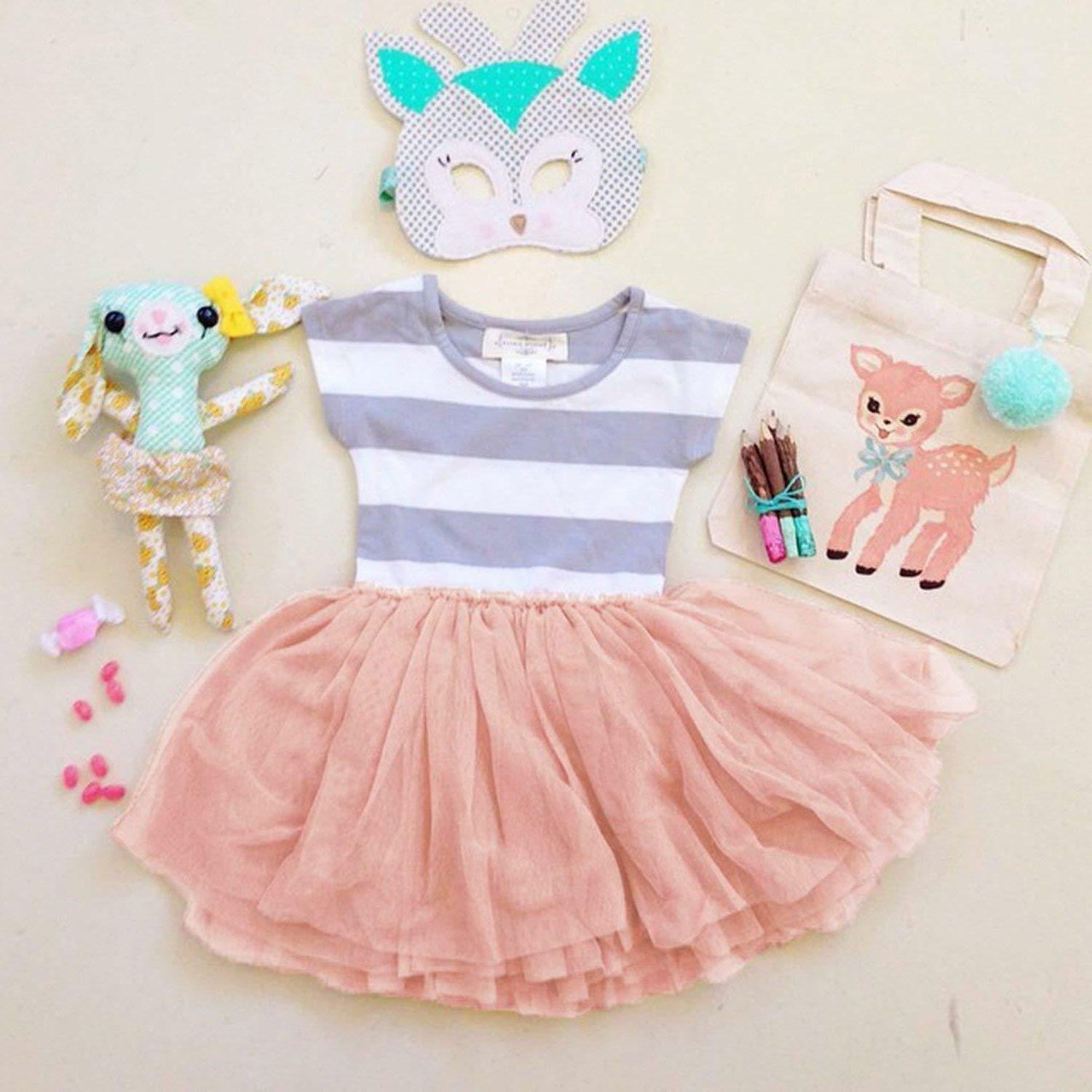 Baby Toddle Dress Short Tulle Skirts