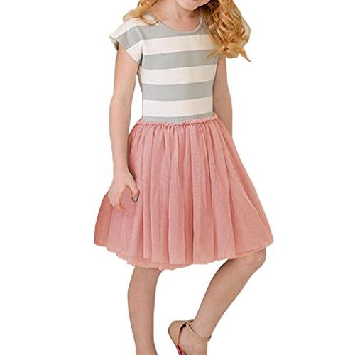 Baby Tutu Dress Tulle Mini