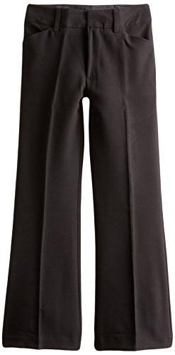 Girls  Amy Byer Basic Dress Pant 12, Black