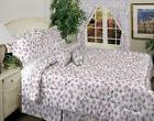 Creative Linens Butterfly Girls' Bed SHEET Set-TWIN, Full or