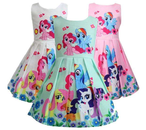 Fancy Kids Casual Birthday L26