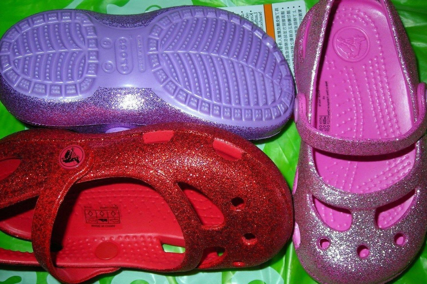 Infant/toddler sparkly shoes