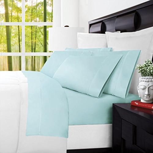 luxury rayon derived bamboo bed