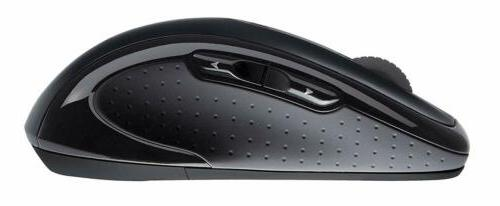 Logitech M510 Wireless USB Tracking Mouse -