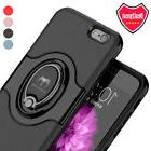 Magnetic Shockproof Protective Ring Holder TPU Case Cover Fo