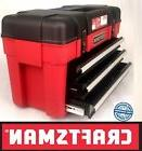 "NEW Craftsman 23"" Wide Portable Tool Chest Organizer Storage"