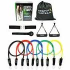 NEW Resistance Bands Exercise Fitness Workout Heavy Resistan