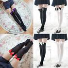 Sexy Womens Girls Over The Knee Socks Thigh High Stockings W