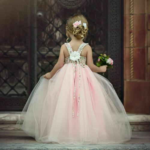 Toddler Dress Wedding