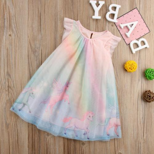 Canis Baby Girl Dress Tulle Party Fancy
