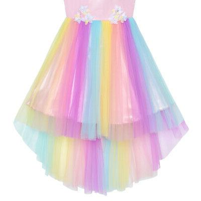 US STOCK! Dress Princess Size 7-6