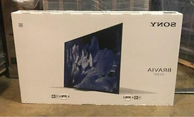 Sony XBR55A8F 55-Inch 4K Ultra HD Smart BRAVIA OLED TV  With