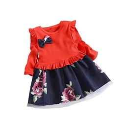 Londony ♥‿♥ Little Kid and Toddler Girls' Fake 2-Piece