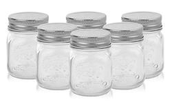 Golden Spoon Mason Jars, With Regular Lids, and Lids for Dri