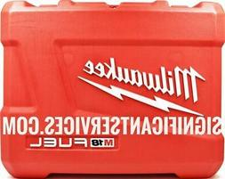 MILWAUKEE 2553-22 M12 CASE ONLY FOR 2553-20 FUEL IMPACT Driv