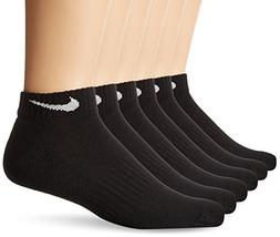 Nike Performance Moisture Wicking Low Cut Socks 6 Pair - Sho