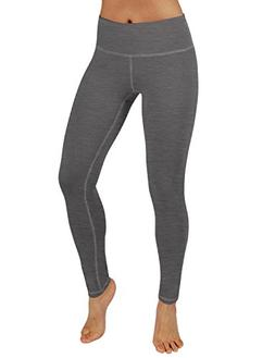 ODODOS Power Flex Yoga Pants Tummy Control Workout Non See-T