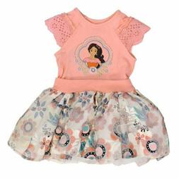 Disney Princess Dress for Girls - Cap Sleeve - Elena of Aval
