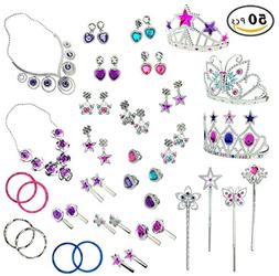 Liberty Imports Princess Jewelry Dress Up Accessories Toy Pl