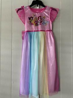 Disney Princess dresses for girls Size 6 NightGown