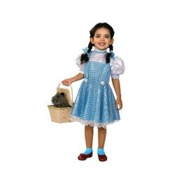 rubies dorothy wizard of oz girl costume