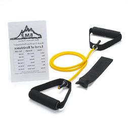 Black Mountain Products New Strong 4 -Pounds Resistance Band