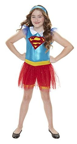 DC Super Hero Girls Supergirl Everyday Dress-Up Outfit