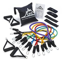 Black Mountain Products - Ultimate Resistance Band Set with